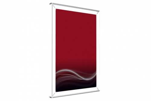 "24x36"" Wall Poster Frame with included Spacers"