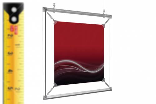 Custom sized Hanging Poster Frames