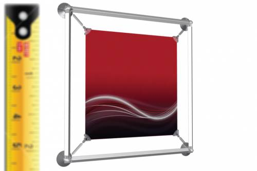 Custom sized Window Poster Frames