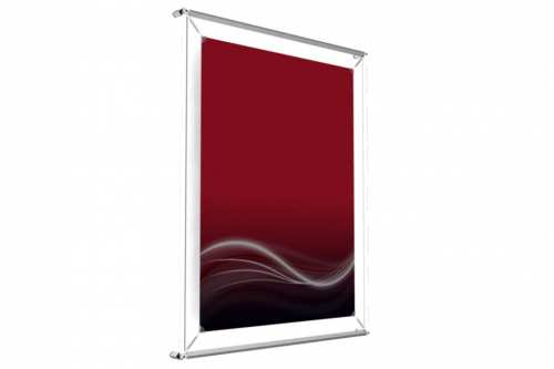 """22 By 28 Frame: Poster Frame To Hold A 22"""" X 28"""" Poster"""