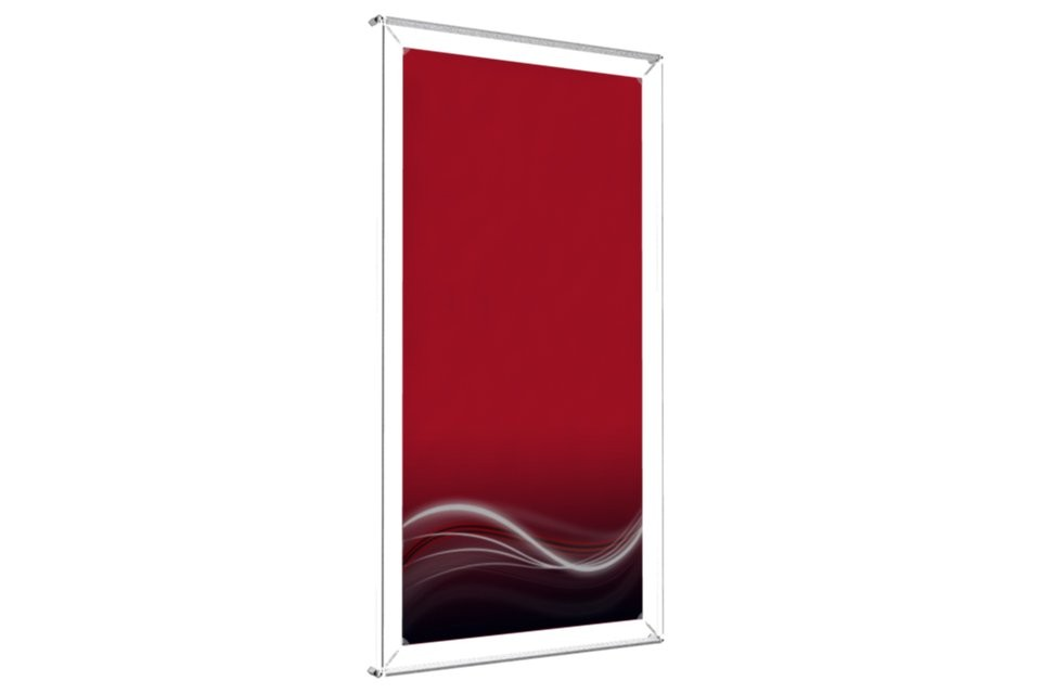 """Poster frame to hold a 24"""" x 48"""" poster"""