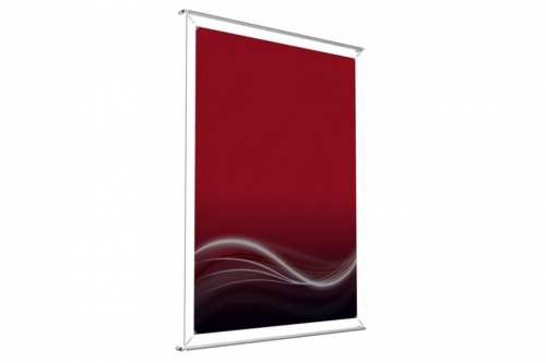 "Wall Poster Frame to display a 36x48"" poster"