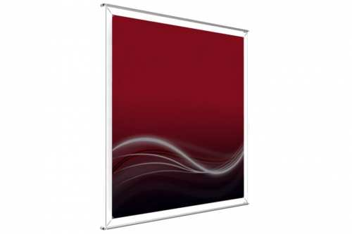 "Wall Poster Frame to display a 48x48"" poster"
