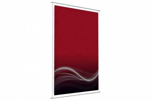 "Wall Poster Frame to display a 48x72"" poster"