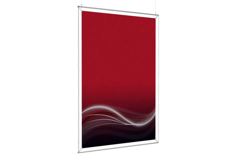 Posters u0026gt; Hanging Displays u0026gt; Hanging Poster Frames u0026gt; Hanging Poster ...