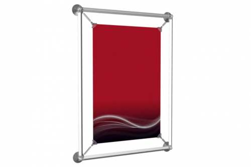 """Window Poster Frame to display a 12x18"""" poster"""