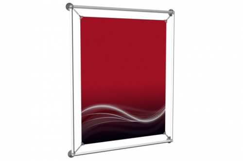 """Window Poster Frame to display a 22x28"""" poster"""