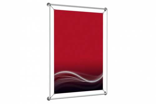 Window Poster Frame To Display A 24x36 Poster Afix Poster Display