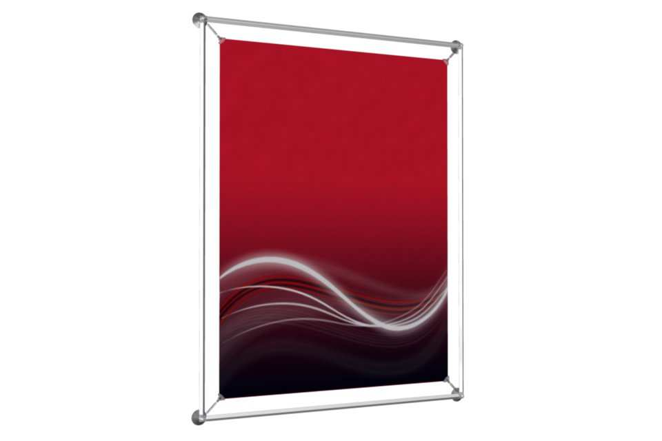 """Window Poster Frame to display a 36x36"""" poster - AFIX Poster Display ..."""