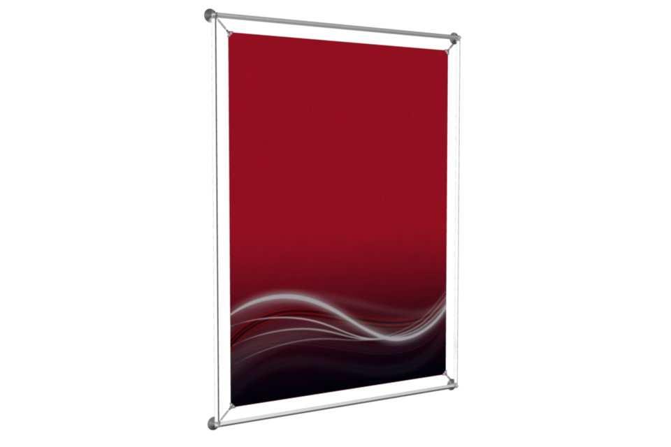 cadre vitrine pour poster 36x48. Black Bedroom Furniture Sets. Home Design Ideas