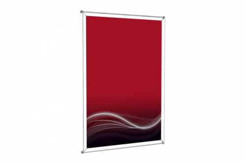 "Window Poster Frame to display a 48x72"" poster"