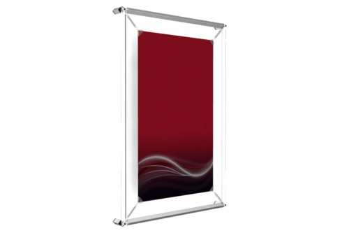 """Wall Poster Frame to display a 16x20"""" poster"""