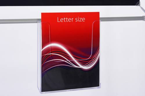 Letter size Brochure Holder