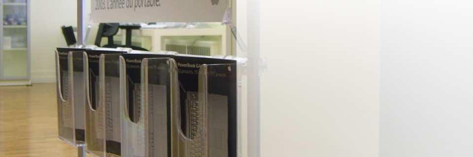 Display Accessories